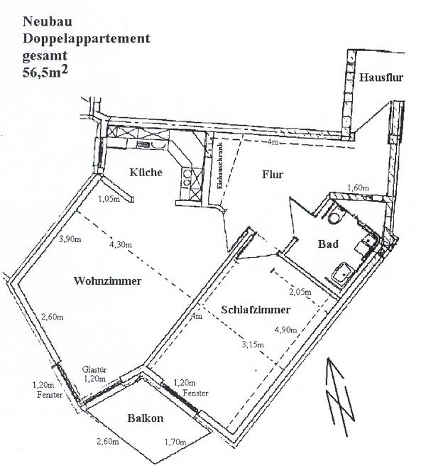 Doppelappartement
