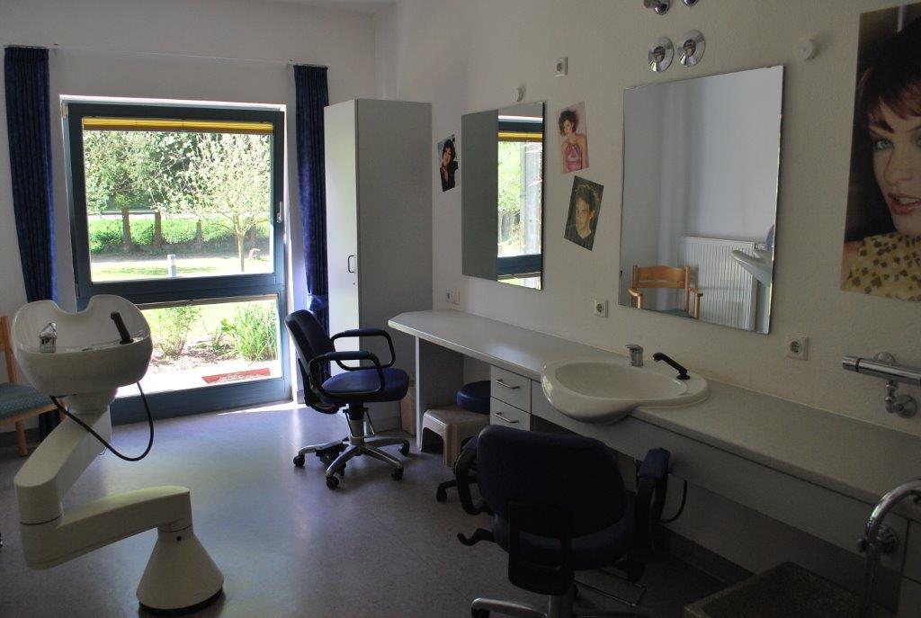 Hauseigener Friseur